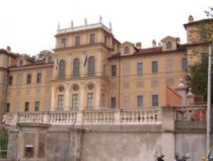 Scorcio di Villa della Regina