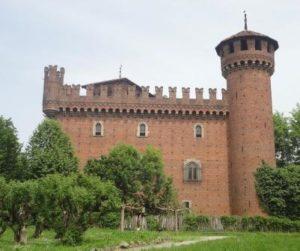 Il castello medievale nel Parco del Valentino